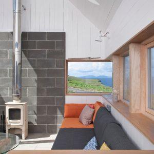 Tin House Living Area
